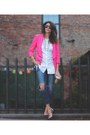 Emilio-pucci-shoes-hot-pink-asos-blazer
