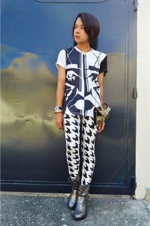 kesh shirt Androgyne Manila shirt - Terranova boots