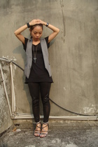 NET t-shirt - tights - vest - Dorophy shoes