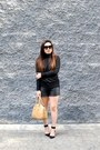 Black-turtleneck-forever-21-sweater-nude-yeswalker-bag