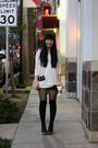 Beige-h-m-top-black-forever-21-shorts-black-jeffrey-campbell-shoes-black-m