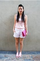 H&M dress - H&M shorts - Givenchy shoes - Barneys New York accessories
