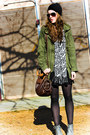 Urban-outfitters-boots-target-dress-marshals-jacket-urban-outfitters-scarf