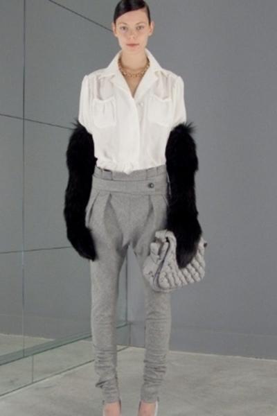 gloves - pants - shirt