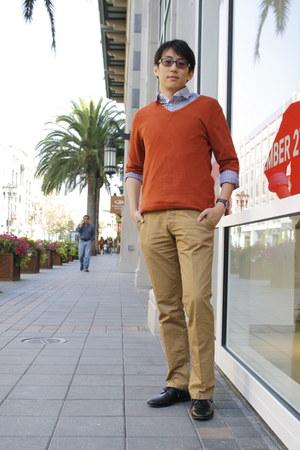 H&M shoes - H&M sweater - H&M pants - H&M top