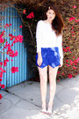 Blue-zara-shoes-white-old-navy-shirt-tan-zara-shorts