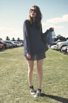 blue Lush dress