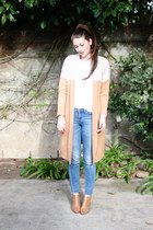 beige cotton on cardigan
