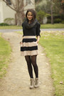Zara-scarf-bcbg-generation-skirt-banana-republic-blouse-bcbg-heels