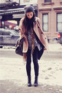 Lace-up-forever-21-boots-gap-coat-cheetah-print-vintage-scarf-forever-21-c