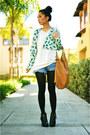 Black-ebay-shoes-aquamarine-cropped-h-m-jacket-ivory-pullover-cotton-kmart-s