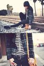 Black-ebay-shoes-dark-gray-plaid-forever-21-coat-black-zippered-old-navy-jea