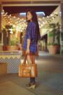 Lena-stevie-vintage-jacket-leather-vintage-bag-lace-under-forever-21-top-