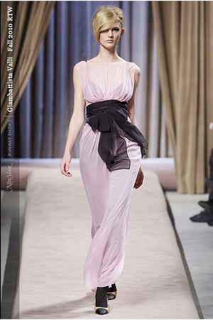 pink Giambattista Valli dress
