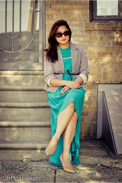 Turquoise Boutique Dress