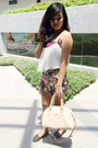 Secosana-bag-stiles-clothing-shorts-solemate-flats-stiles-clothing-top