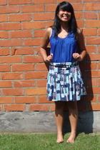 Mexx skirt - Mango belt