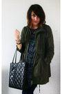 Green-h-m-jacket-blue-topshop-jeans-purple-primark-dress-black-ebay-neckla