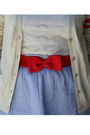 Beige-gap-cardigan-red-h-m-belt-beige-forever-21-top-blue-j-crew-skirt-g