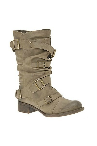 heather gray Call it Spring boots