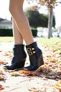 Booties-charlotte-russe-boots-celfie-sincerely-jules-top