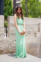 lucite clutch clutch bag - zara Shoes shoes - long dress Dress dress