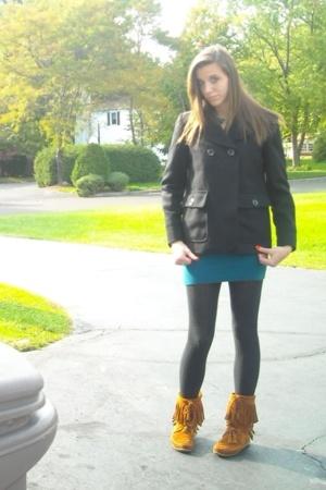 Gap coat - Minnetonka shoes