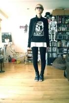 Comme des Garons x H&M jacket - shirt - Office shoes