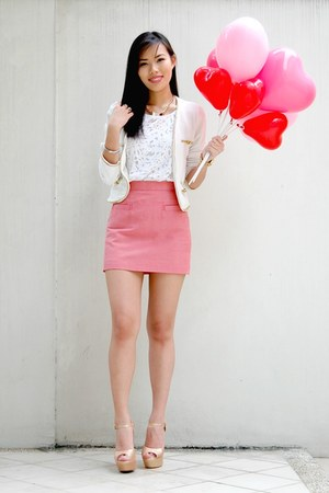 bubble gum shopabcd skirt