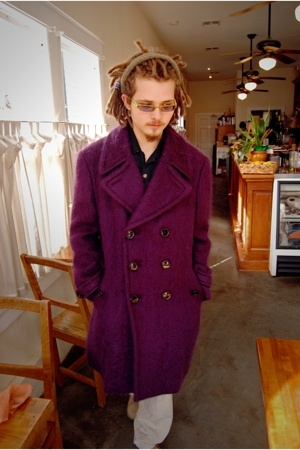 Yves Saint Laurent Rive Gauche coat