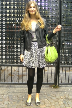 Topshop skirt - Topshop accessories - Indiska necklace - Topshop shoes - Ellos j