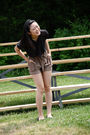 Black-urban-outfitters-blouse-beige-h-m-shorts-black-urban-outfitters-shoes-