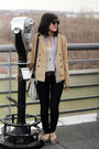 Brown-leopard-print-blowfish-shoes-flats-camel-forever-21-coat