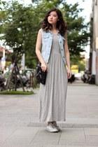 silver Kate-Katy dress