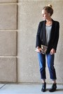 Franco-sarto-boots-citizens-of-humanity-jeans-elizabeth-and-james-blazer