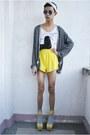 Cream-punkxpretty-accessories-cream-gifi-clothing-top-yellow-parisian-wedges