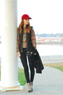 Heather-gray-ankle-boots-sole-society-boots-black-skinny-j-brand-jeans