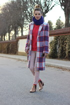 Pinks and plaid