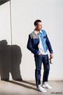 Blue-blue-levis-jacket