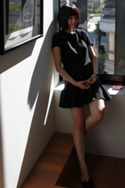 IN dress - forget jacket