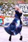 Blue-mitmunk-leggings-black-jeffrey-campbell-heels-blue-mitmunk-top