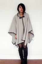 beige Zara coat