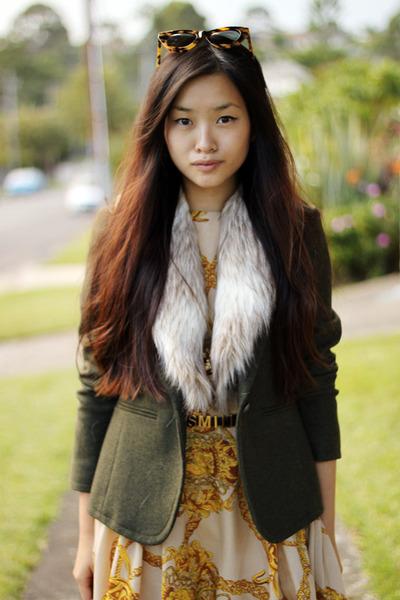 LOFT by Ann Taylor jacket - Showpony dress