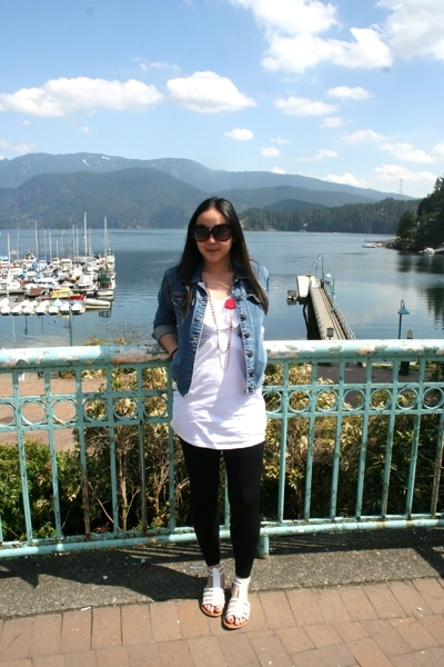 jacket - Zara shirt - le chateau accessories