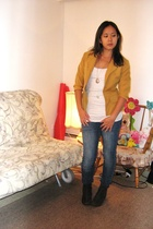 Zara top - roberto vianni shoes