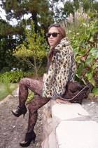 leopard craze/ jetaimeLA.blogspot.com
