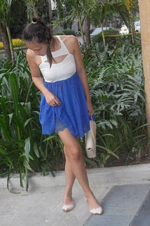 blue Amore dress