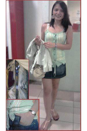 pic1 08 Celine bag - pic1 08 Kamiseta skirt - pic1 08 maldita top