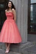 Love in a Pink Dress