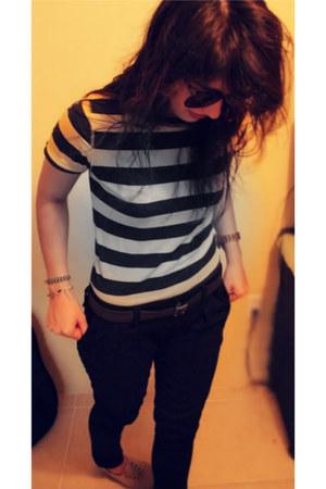 Forever 21 sunglasses - Forever 21 pants - Forever 21 t-shirt